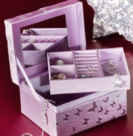 Boîte à bijoux Luxury